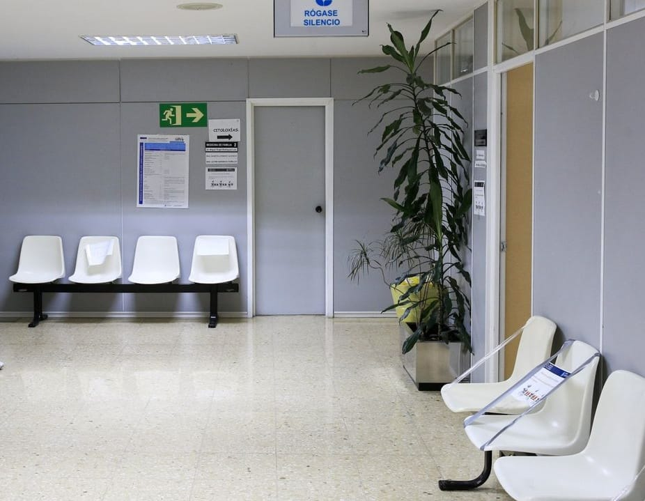 Sala de espera endometriose